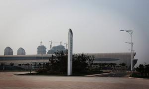 天津体育中心射击馆
