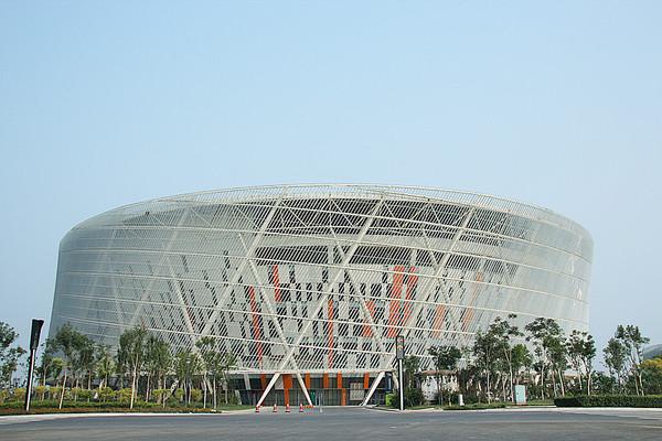 天津体育中心网球馆(一)