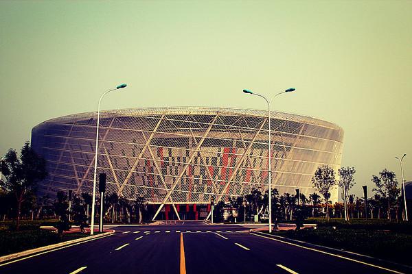 天津体育中心网球馆(二)