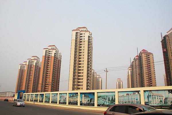 中铁十八局柳林安置房项目(三)