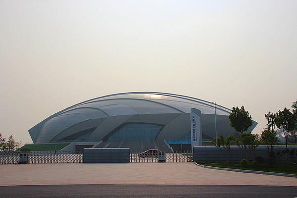 天津体育中心自行车馆(一)