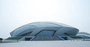 天津体育中心自行车馆(二)
